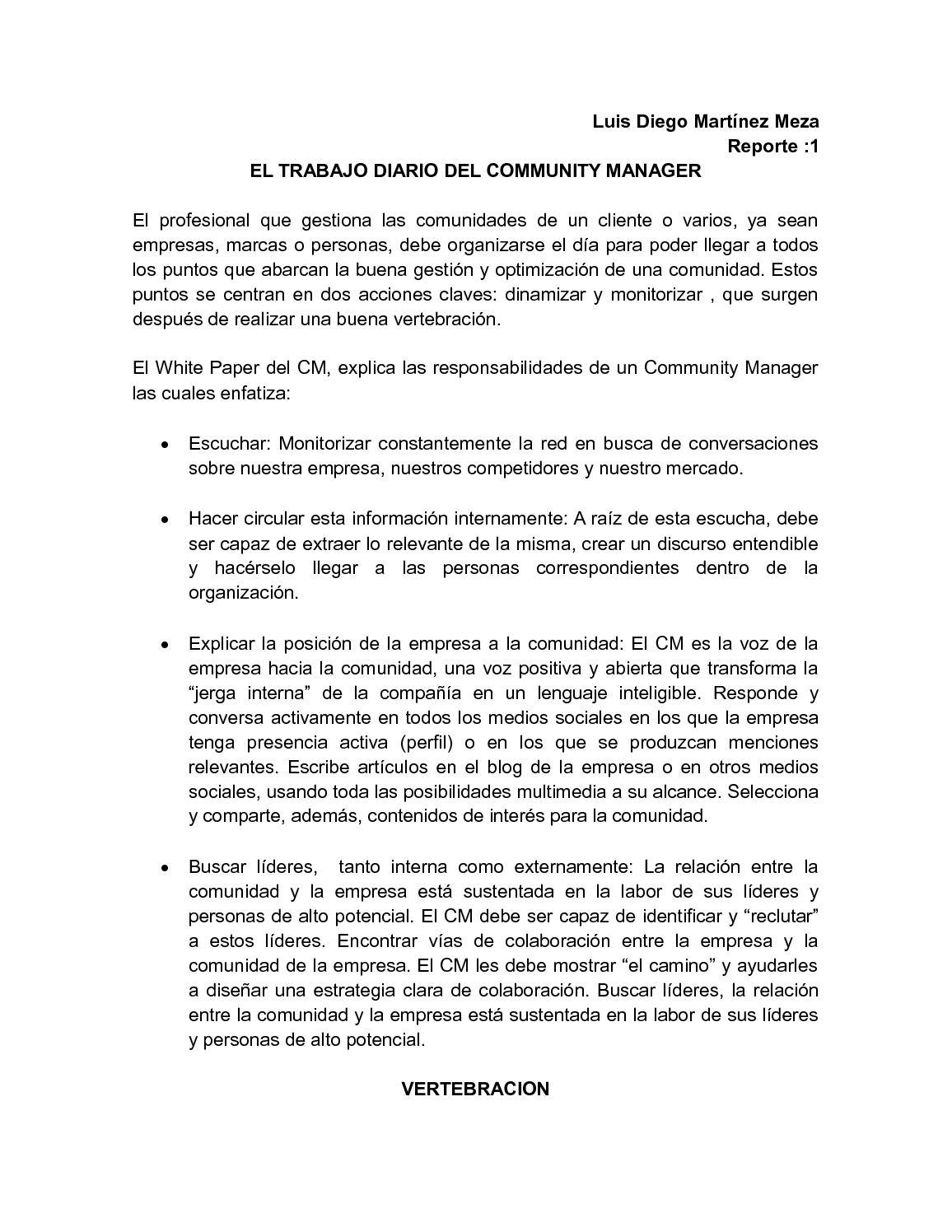 REPORTE DE TRABAJO EBOOK