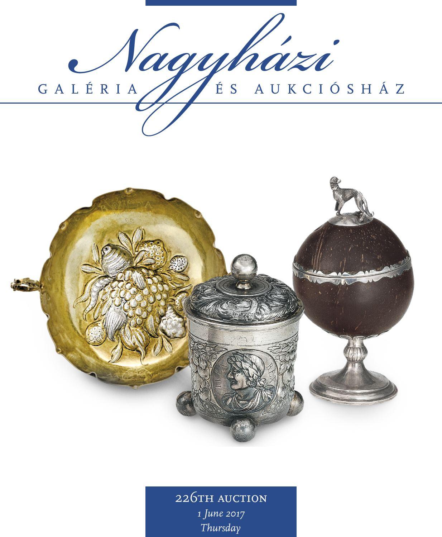 Nagyhazi Gallery Auctionhouse - 226 Auction