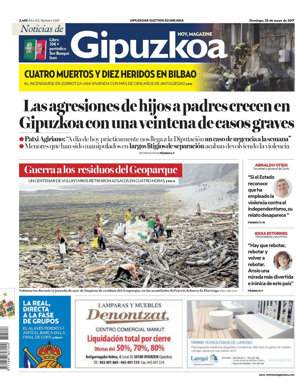 Noticias Noticias Gipuzkoa De De Calaméo Calaméo Noticias Calaméo 20170528 20170528 Gipuzkoa De rxoWCBde