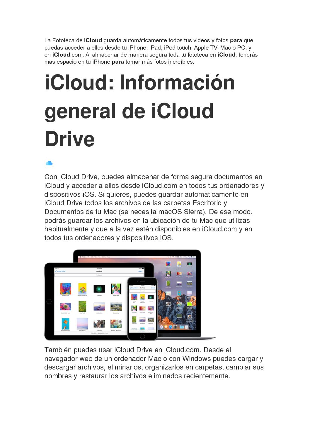 como descender solfa syllable informacion de icloud al iphone