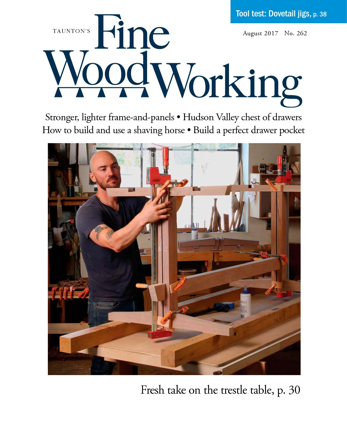 Calameo Fine Woodworking 262 Preview