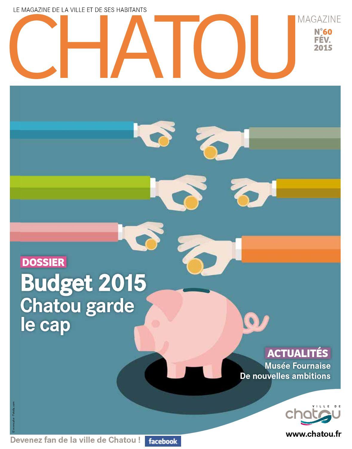Calaméo Du Chatou Janvier 2015 Magazine Février Mois De Et L54A3Rj