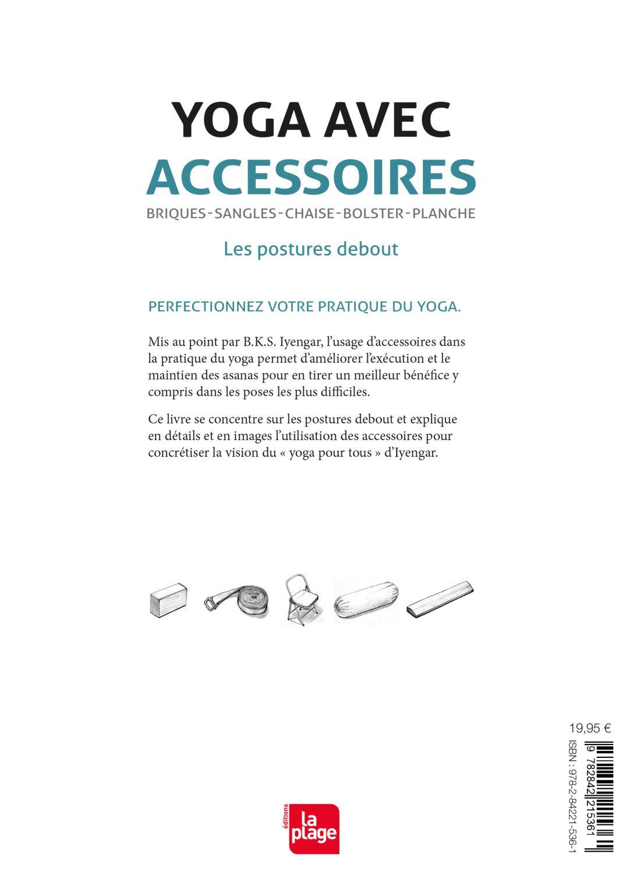 Yoga Avec Accessoires Les Postures Debout - Eyal Shifroni - CALAMEO ... b73bc4c4cb2