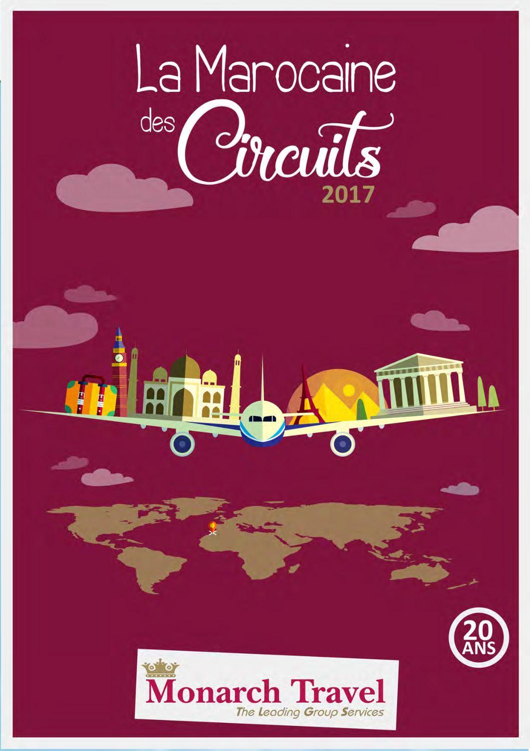 96d85fe3722e Calaméo - la Marocaine des circuits 2017