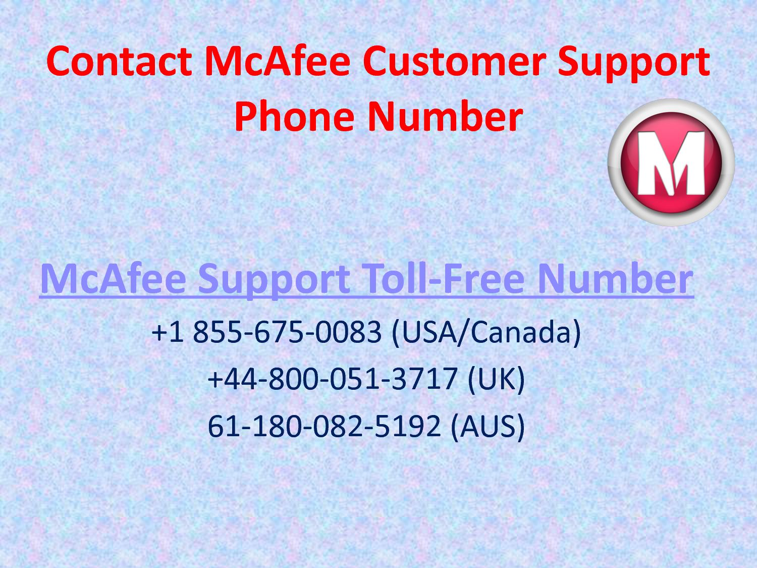 Calaméo - Contact McAfee Live Chat Support Number+1 855-675-0083