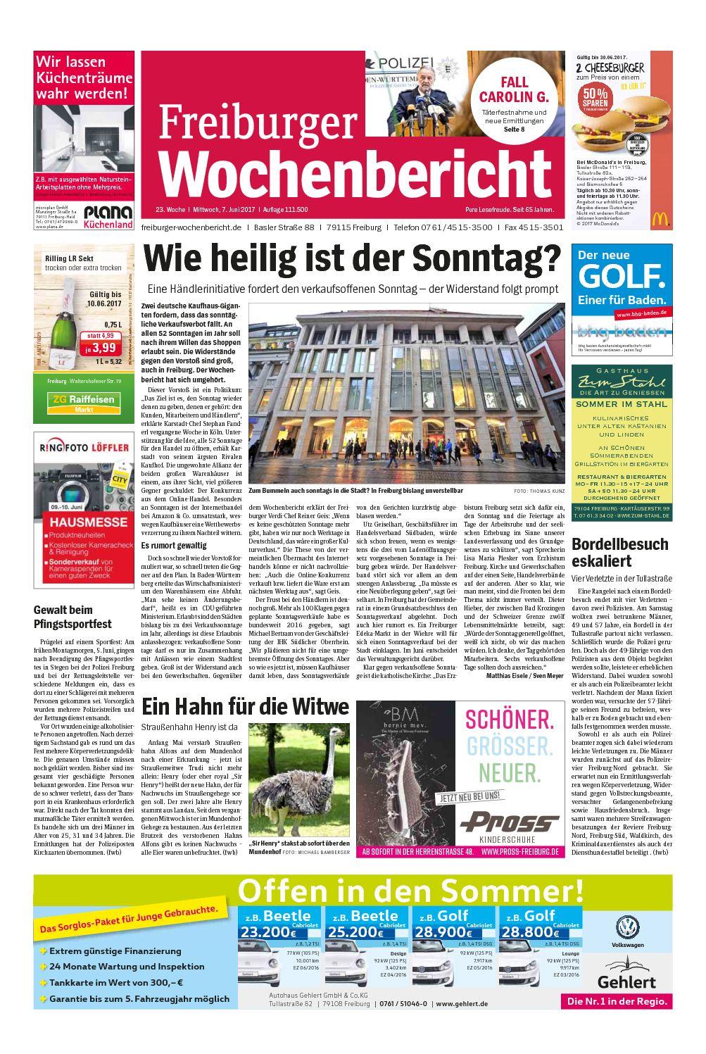 SC Freiburg Bettw/äsche Spiel SCF