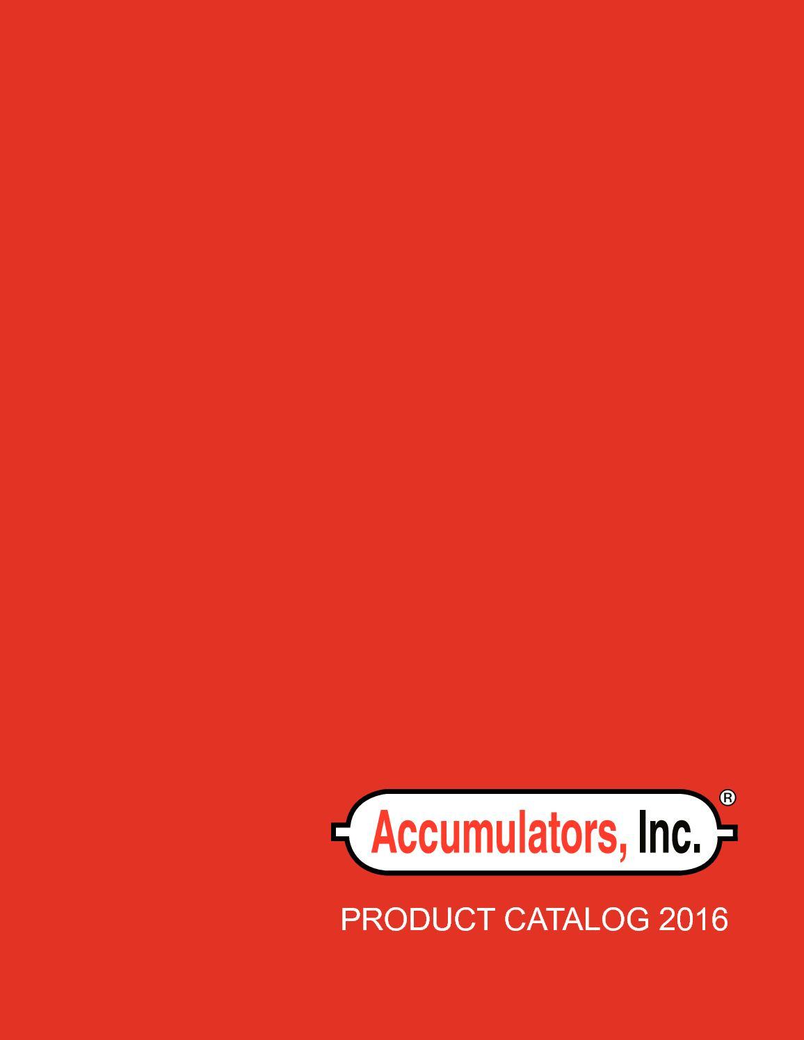 Piston Accumulator 1 1//16-12 0.25 Gal