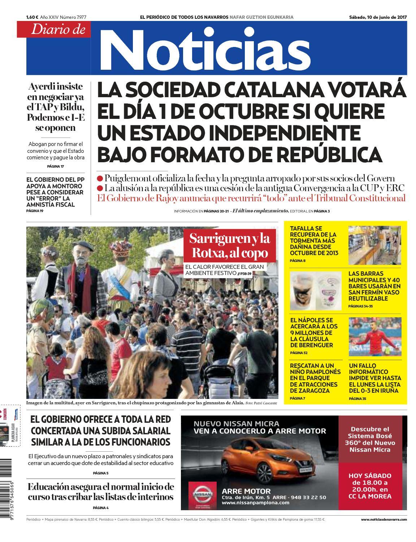 Calaméo Diario de Noticias 20170610