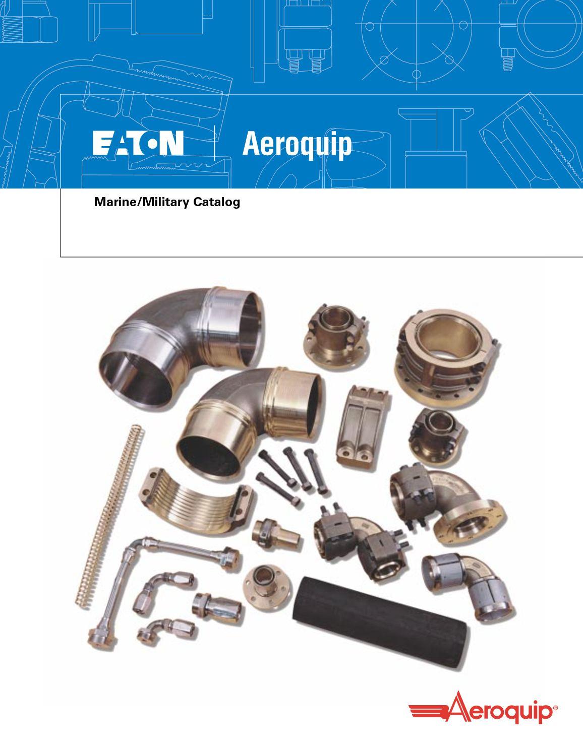 4412-8-8S Hydraulic Hose Fitting Eaton Aeroquip