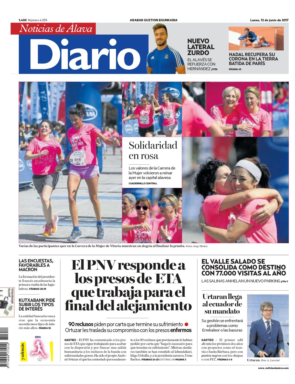 Álava Diario De 20170612 Calaméo Noticias EH29ID