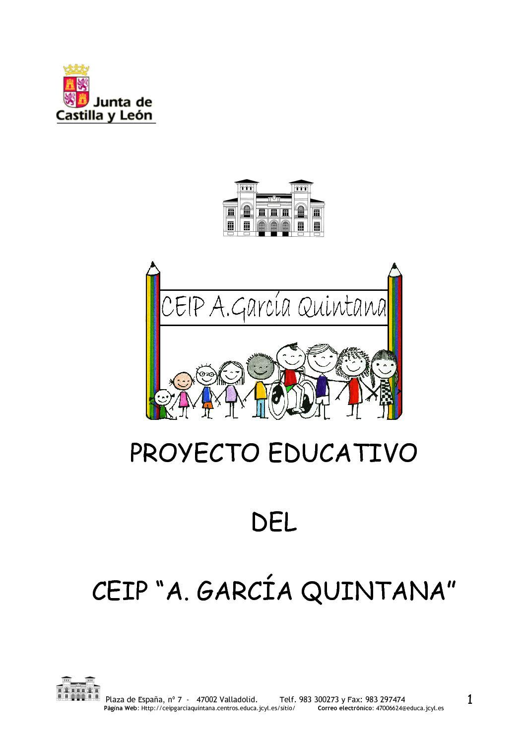Proyecto Educativo 30 de  Junio de 2016
