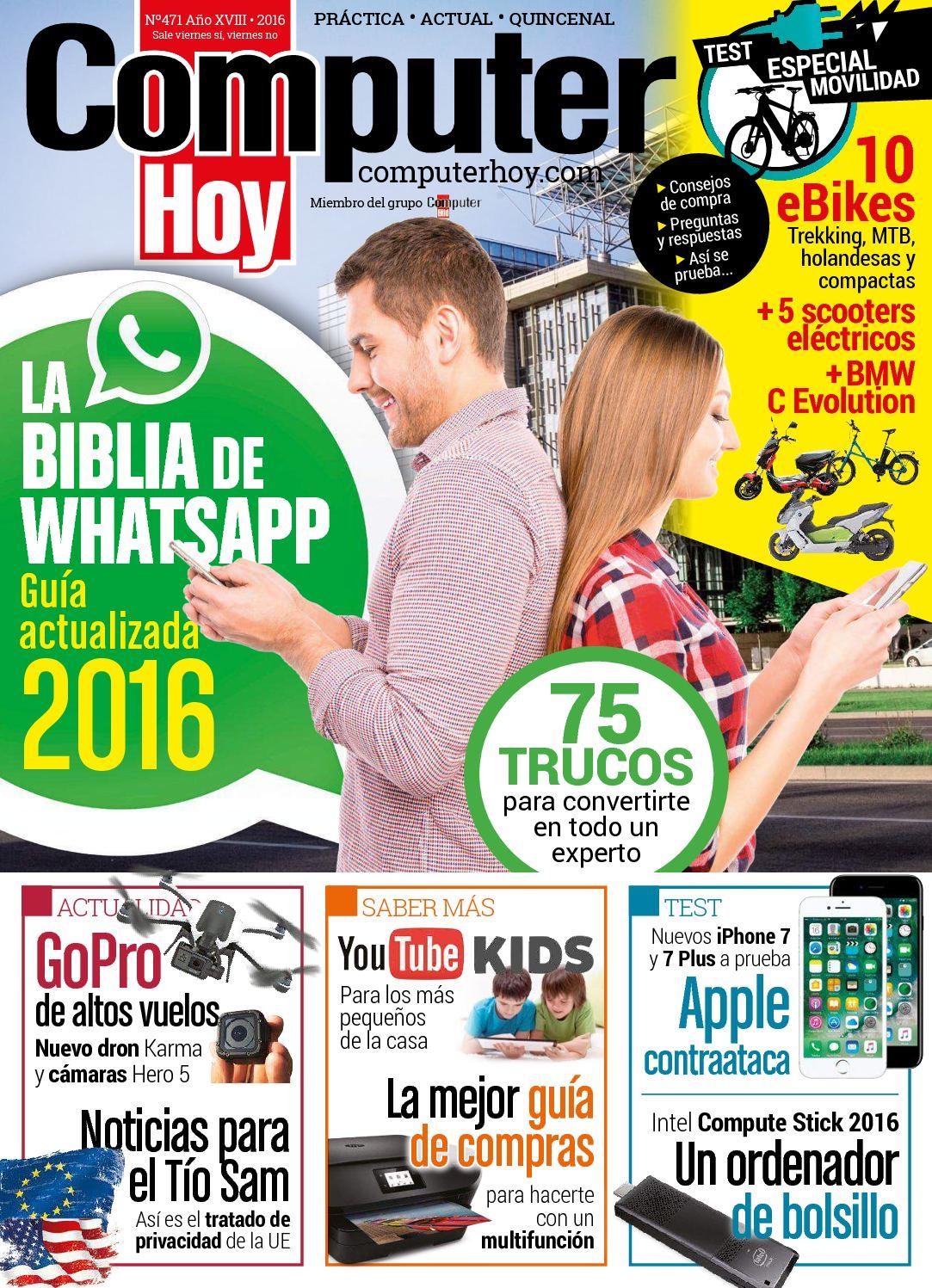 Calaméo - Computer Hoy - La Biblia De Whatsapp 0603666fa690