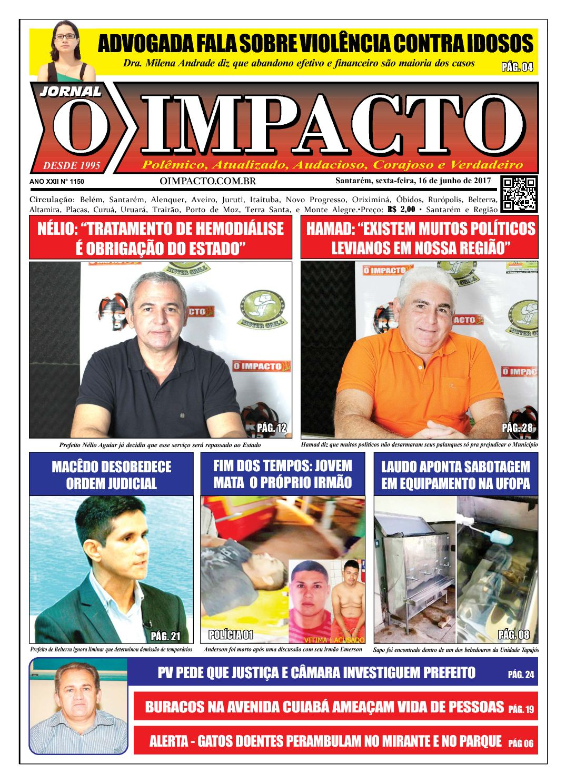 a0b3c43795 Calaméo - Jornal O Impacto Ed. 1150