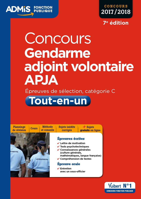 Calaméo Concours Gendarme Adjoint Volontaire Apja