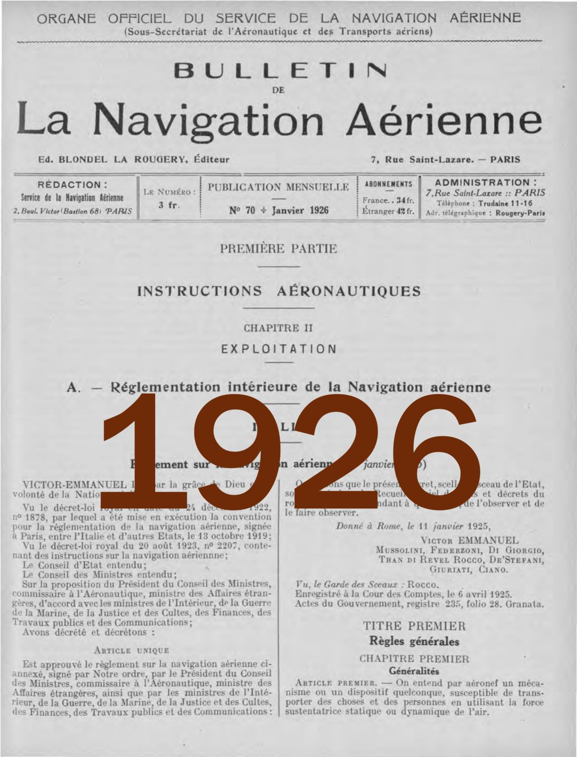 Calaméo - Bnae 1926 Numeros 070 - 081