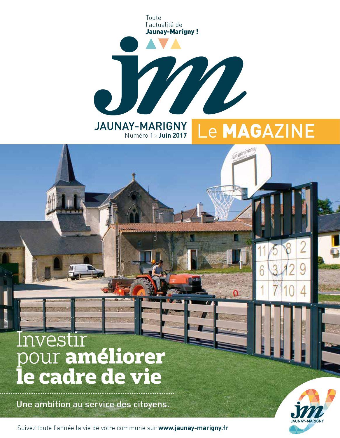 calam�o - jaunay-marigny, le magazine ! n�1