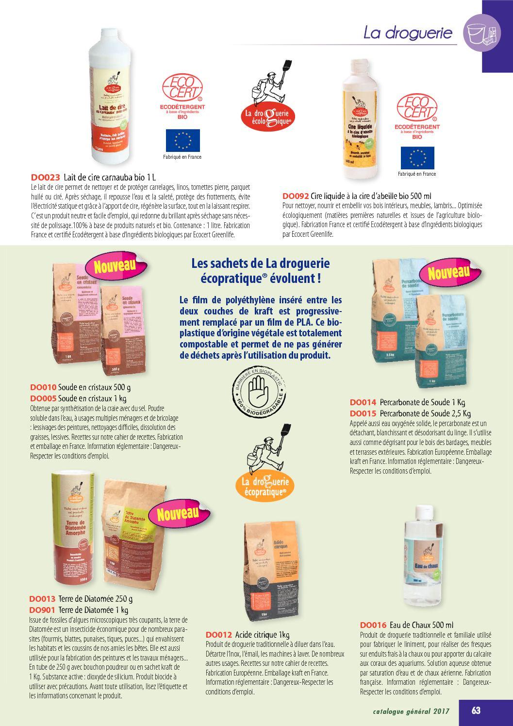 Percarbonate De Sodium Pour Terrasse Bois catalogue general 2017 - calameo downloader