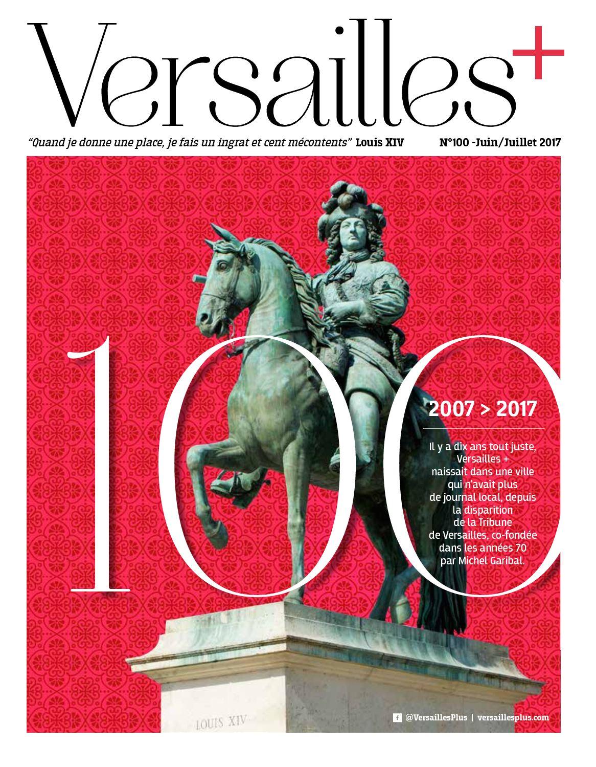 Calaméo Versailles N 100