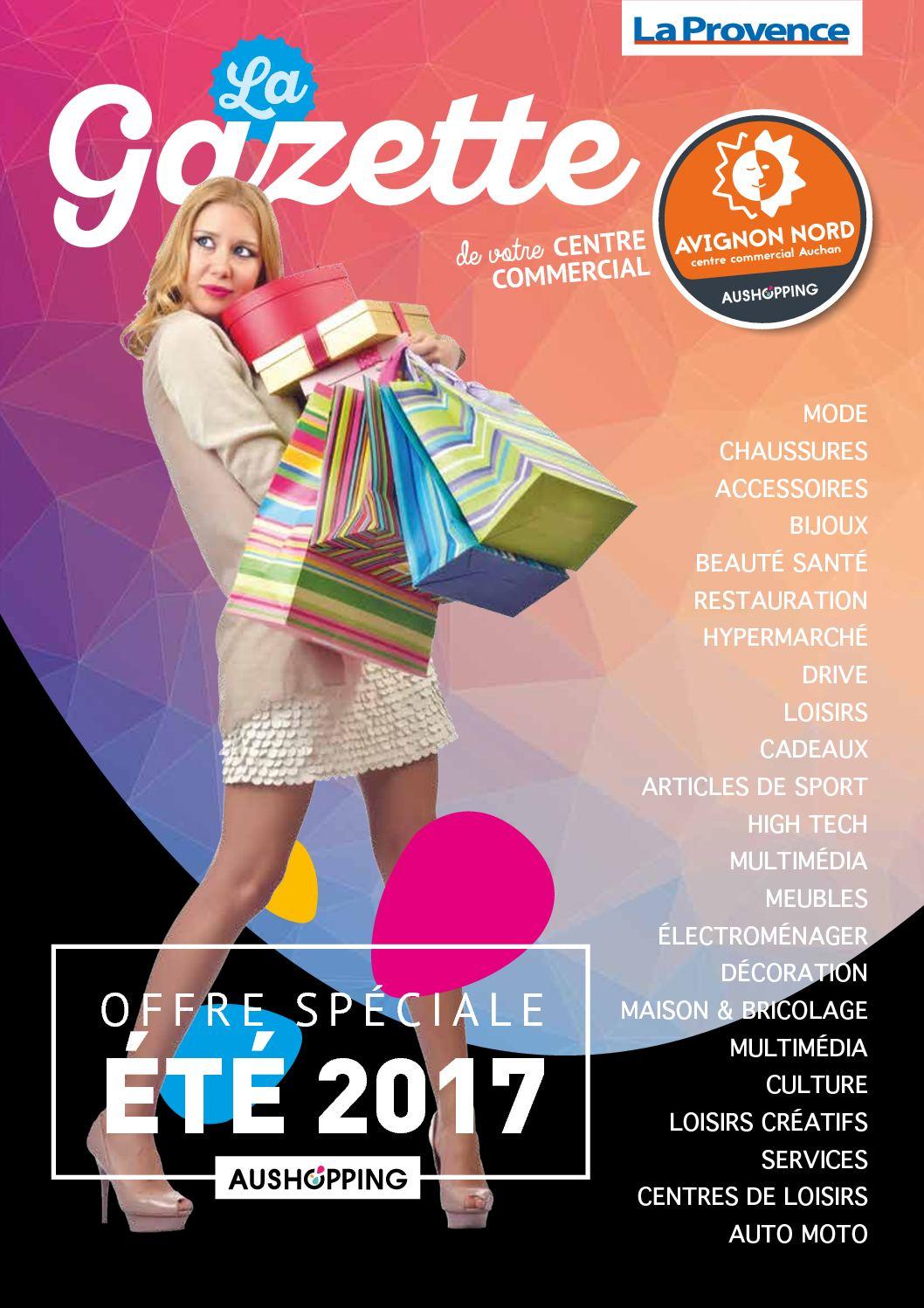 da0c5dbcd323 Calaméo - La Gazette De Votre Centre Commercial Avignon Nord
