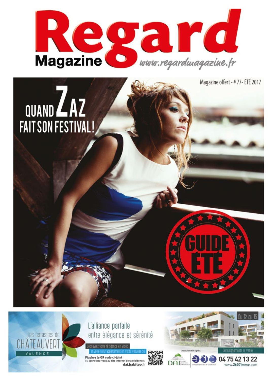 Regard 2017 77 Calaméo Spécial Magazine Été ZP8wkN0OXn