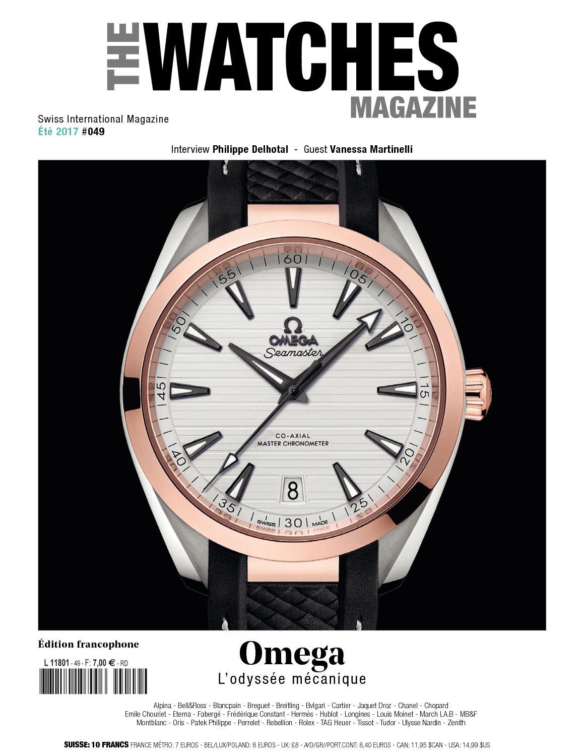 Calaméo - The Watches Magazine  049 FR 6d3a4a609e33