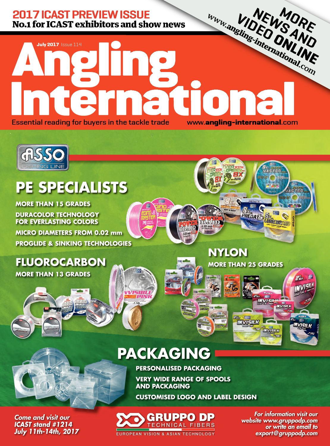 ab919db83272e Calaméo - Angling International - July 2017 - issue 114