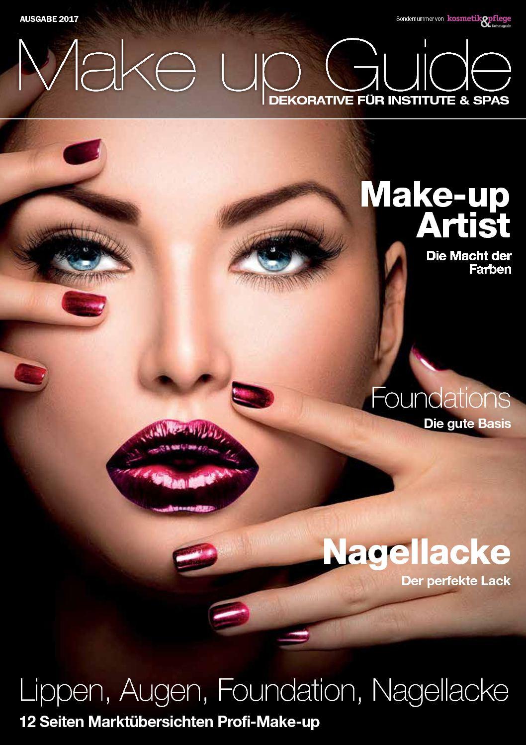 Visagismus Make-up vor und nach dem Abnehmen