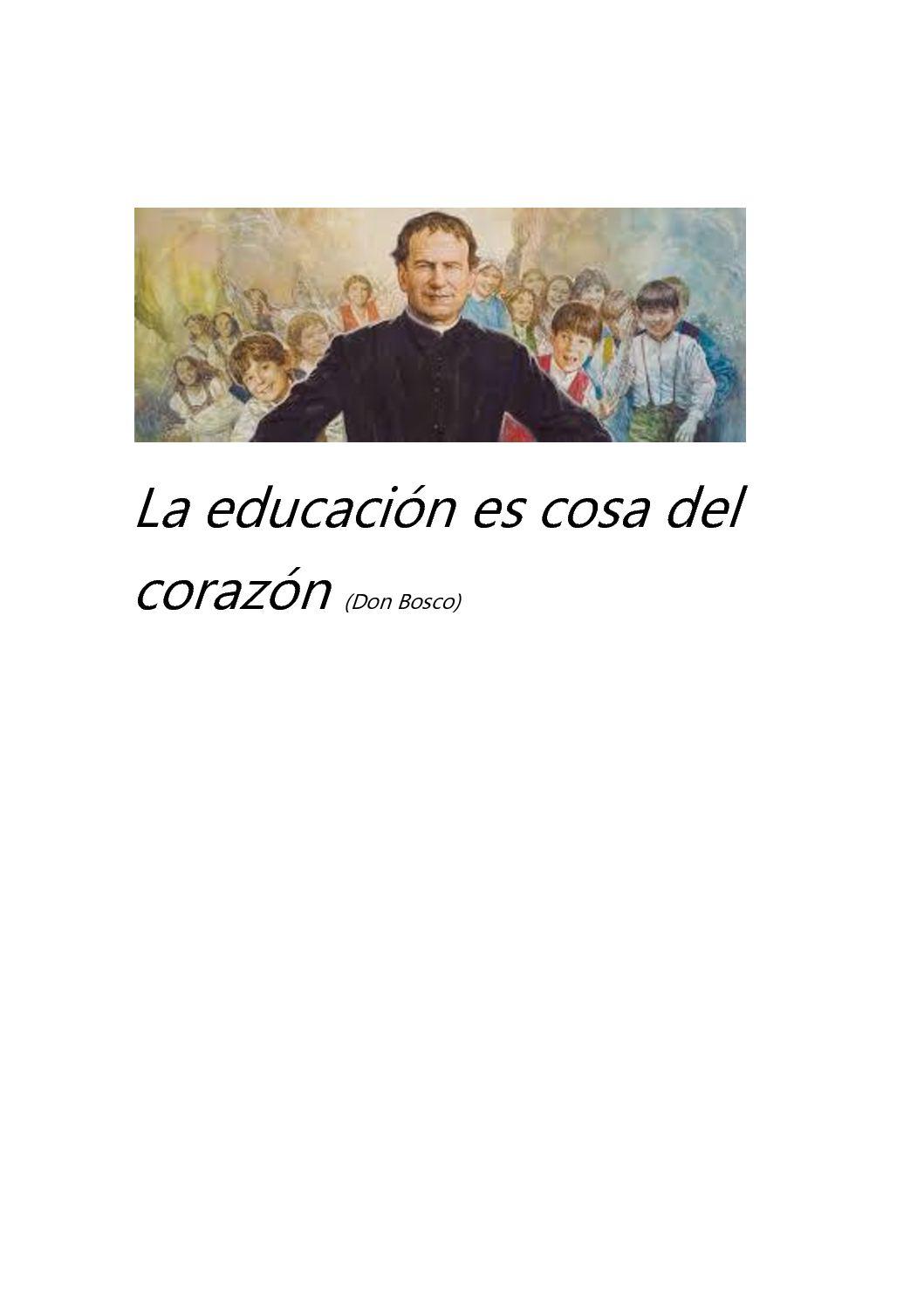 Calaméo Frases De Don Bosco