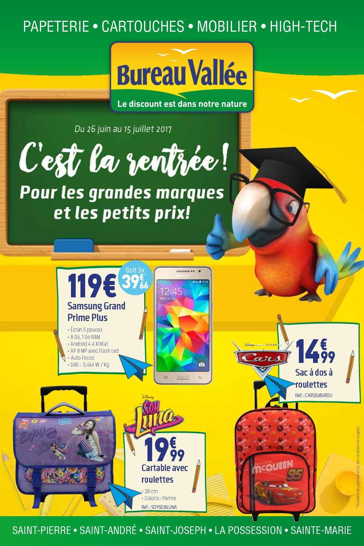 Calameo Catalogue Du 26 Juin Au 15 Juillet Bureau Vallee