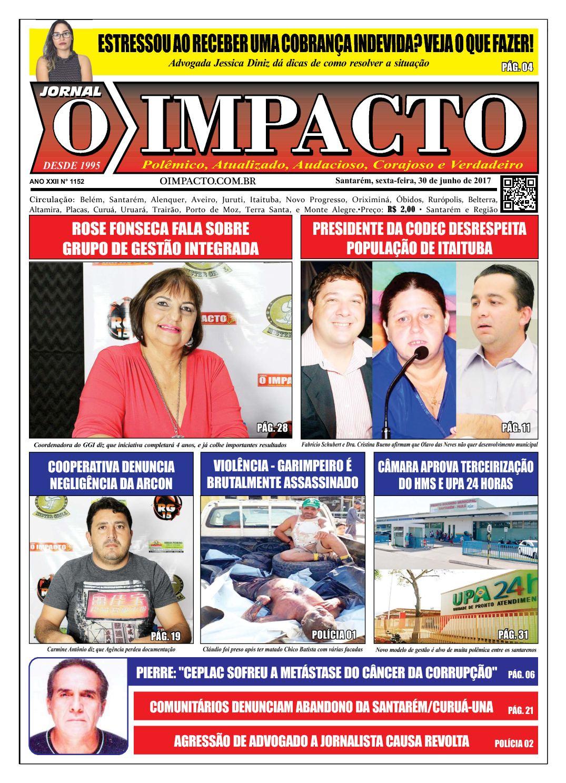 Anelise Pelada calaméo - jornal o impacto ed. 1152