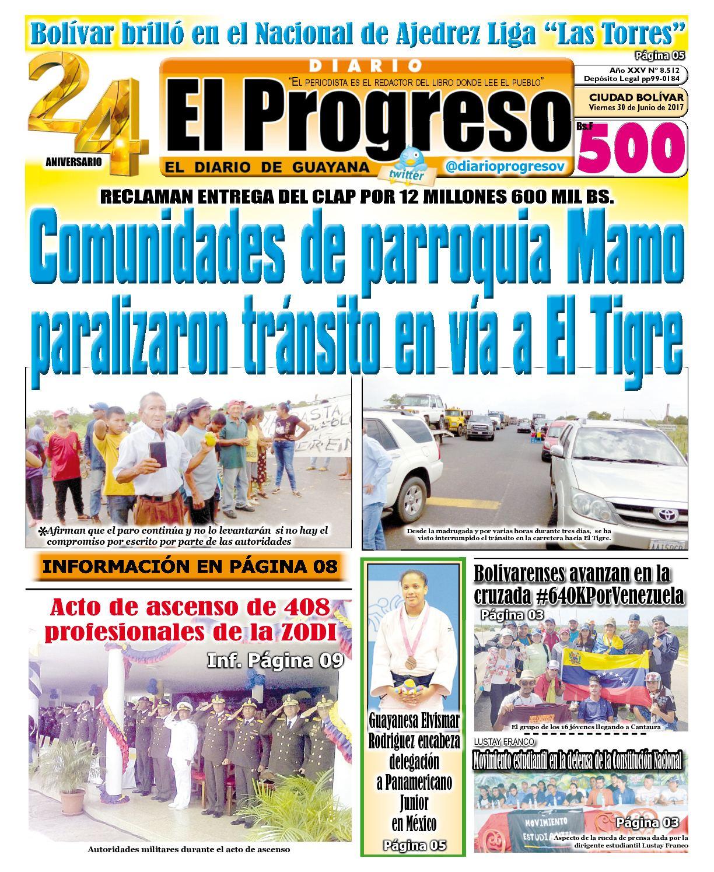 Calaméo Diarioelprogreso2017 06 30