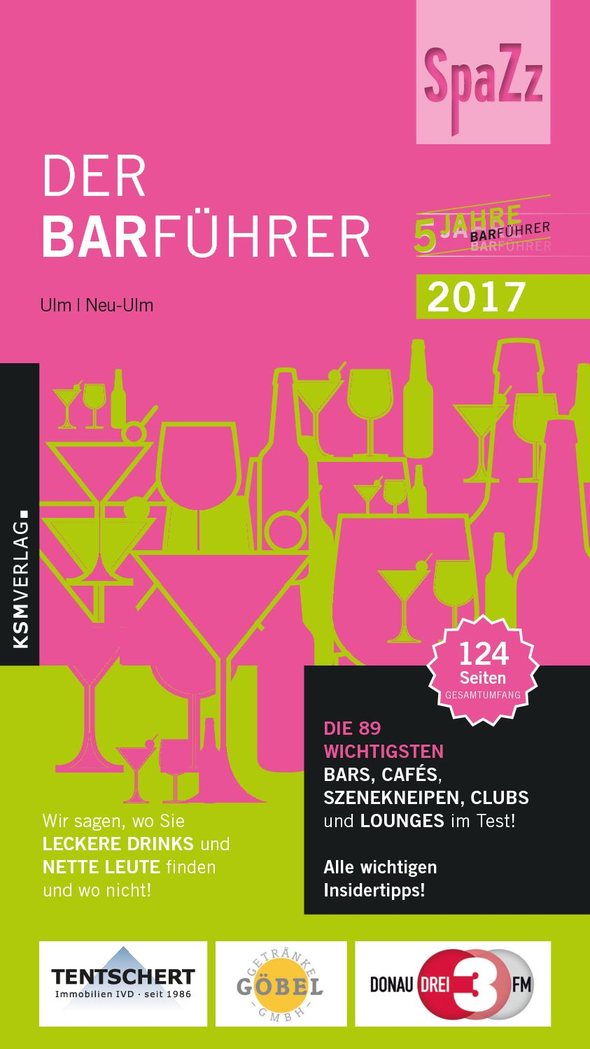 Calameo Der Barfuhrer Ulm Neu Ulm 2017