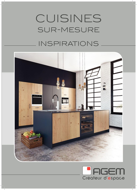 Micro Rayure Plan De Travail Stratifié calaméo - catalogue agem votre cuisine à la carte