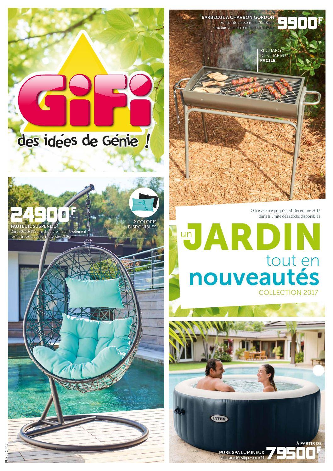 Calaméo - Un jardin tout en nouveautés - Collection GiFi 2017
