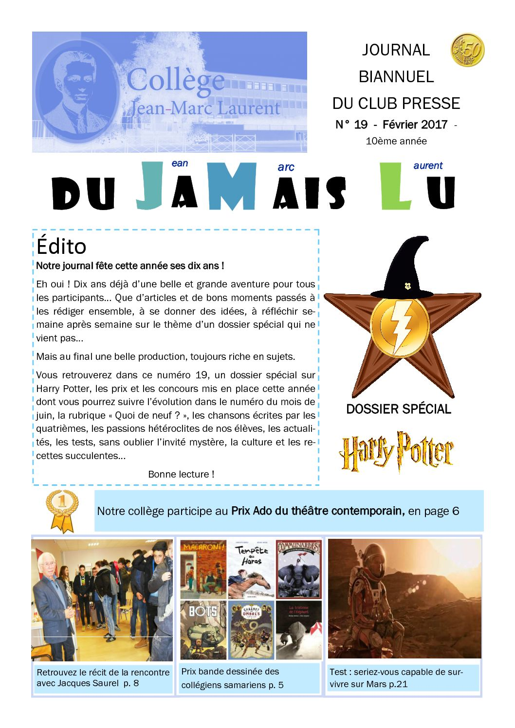 Calaméo Journal N19 Version Finale