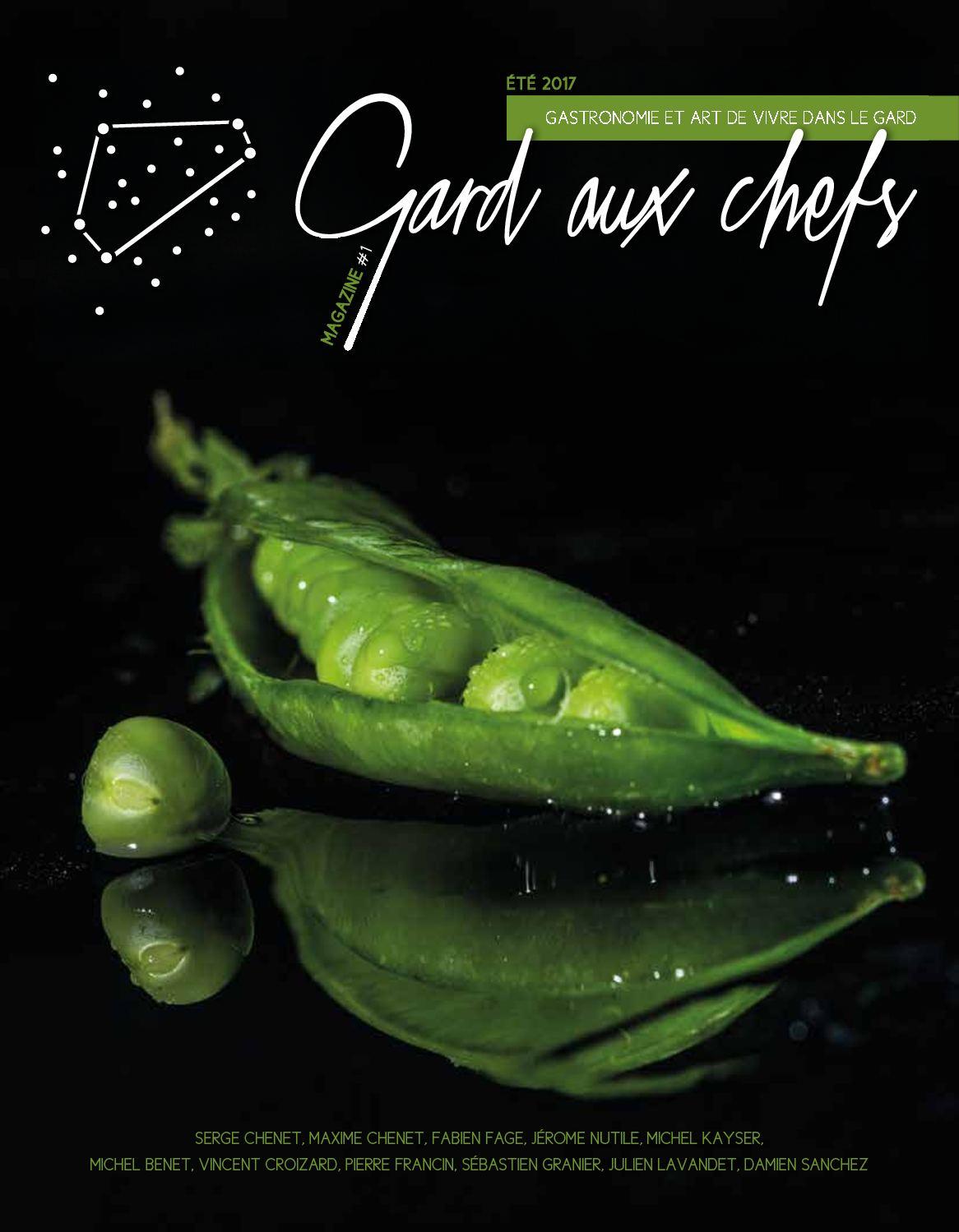 Calameo Magazine Gard Aux Chefs 01