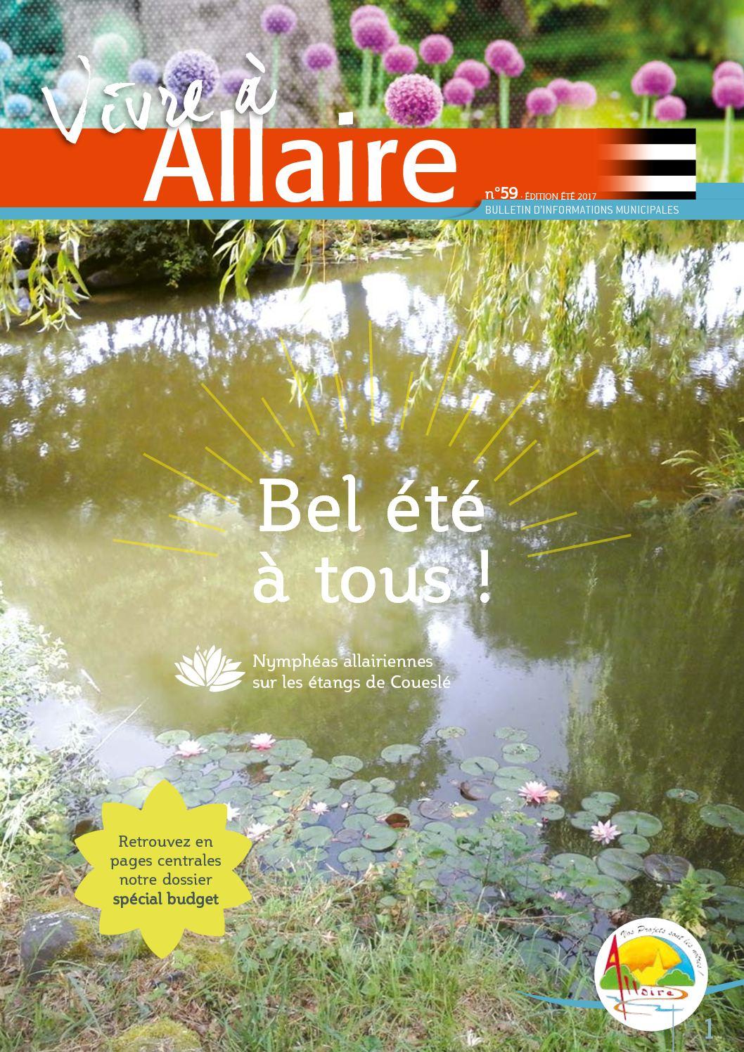 Calaméo - Bulletin N59 Juillet2017 Web