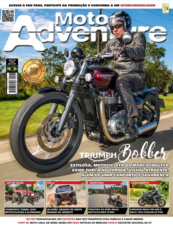 41bcb06f0 Calaméo - Moto Adventure 200