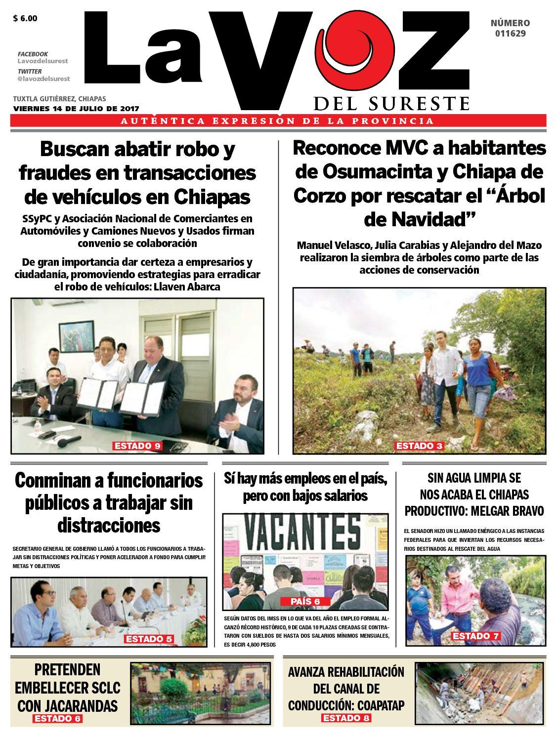 Calaméo - Diario La Voz del Sureste af29cb182ea