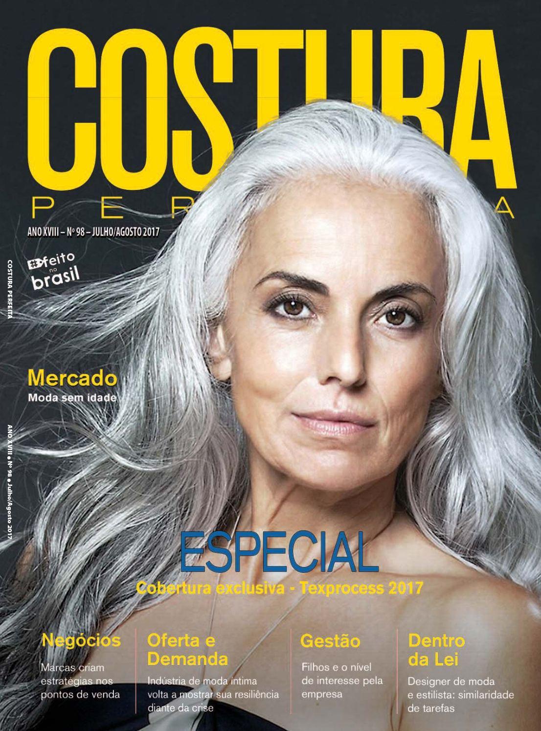 ac8fa50a1 Calaméo - Revista Costura Perfeita Edição Ano XVIII - N98 - Julho - Agosto  2017