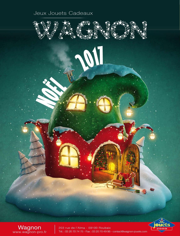 Catalogue Noël Calaméo Wagnon 2017 5j34RALq