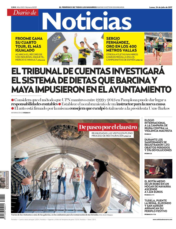 Pelicula Porno Sala Di Posa calaméo - diario de noticias 20170724