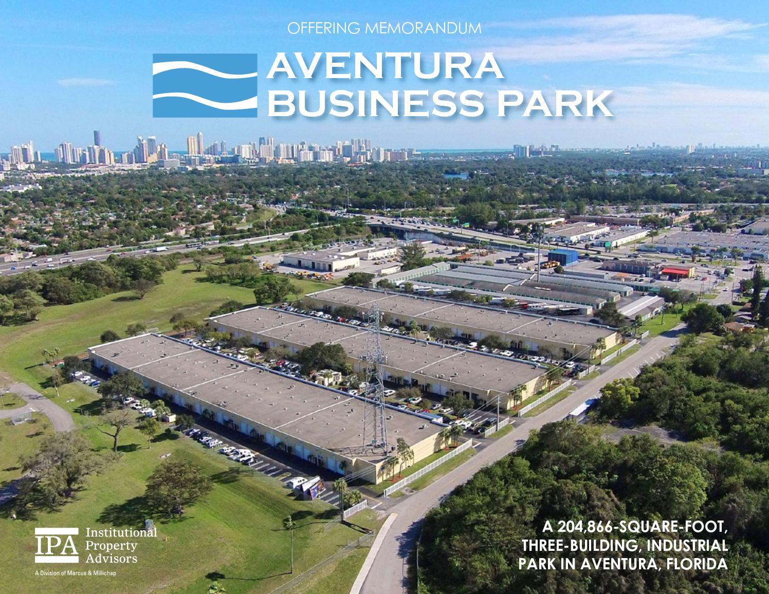 Calaméo - Aventura Business Park Om