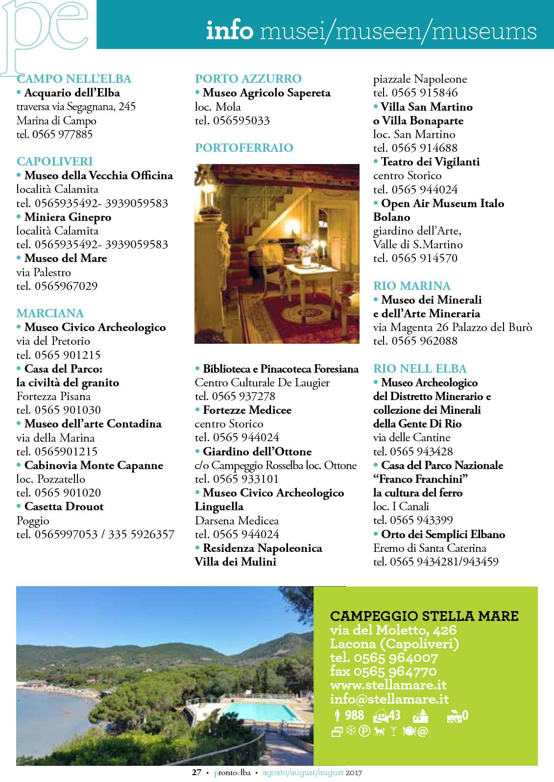 Casa Del Tappezziere Seregno pronto elba 2017 agosto - calameo downloader