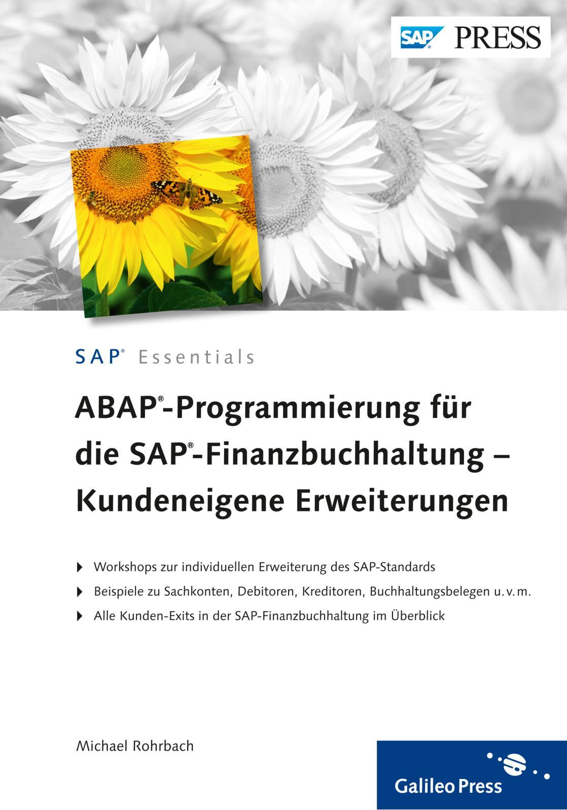 Calaméo Abap Programmierung Für Die Sap Finanzbuchhaltung