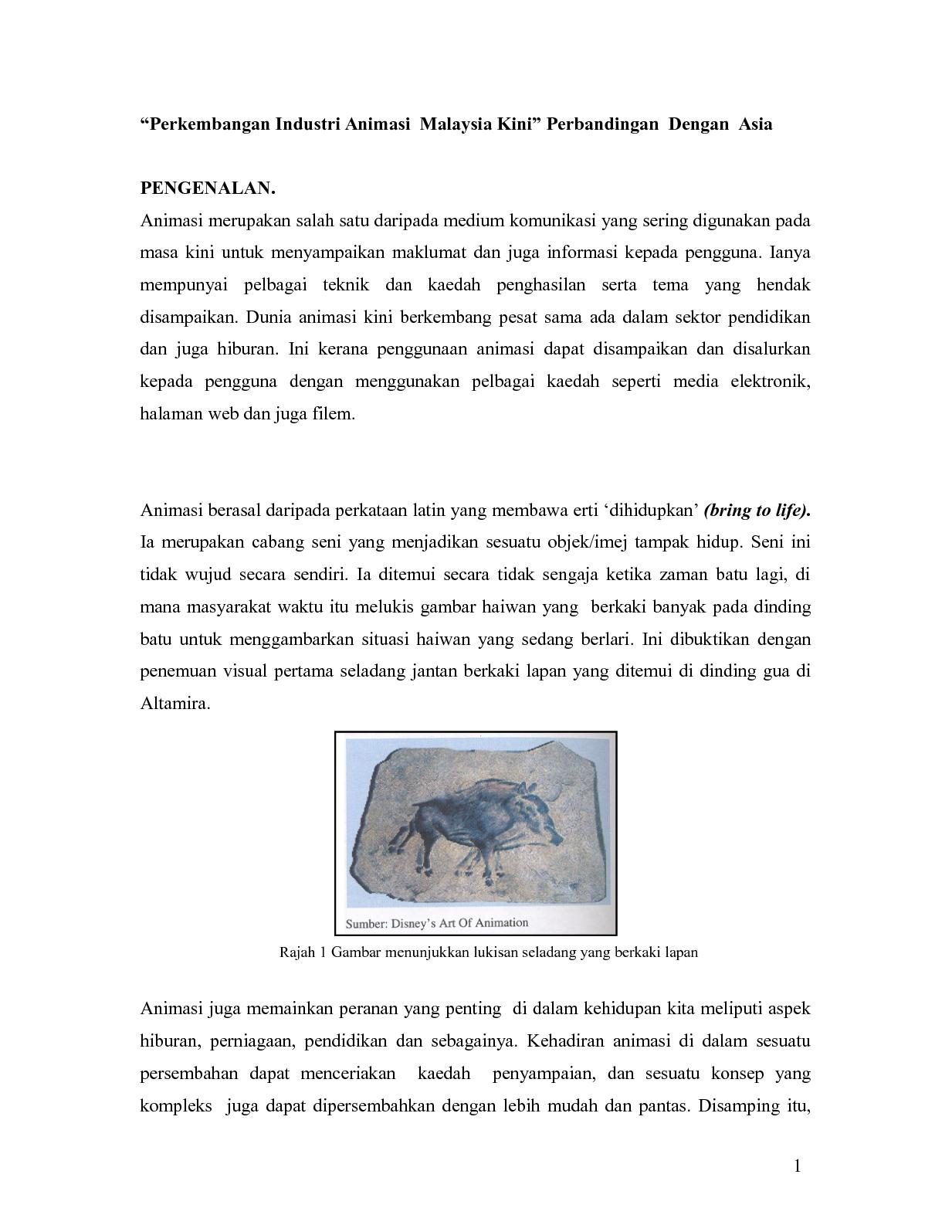 Calaméo Animasi Malaysia Kini