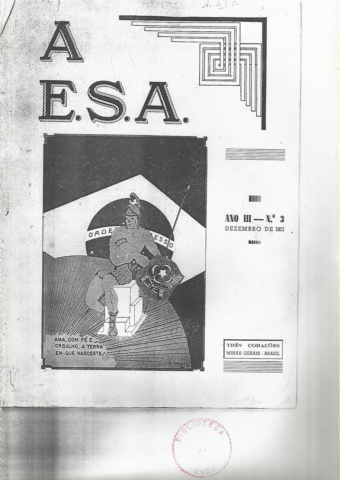 O Monitor 1951
