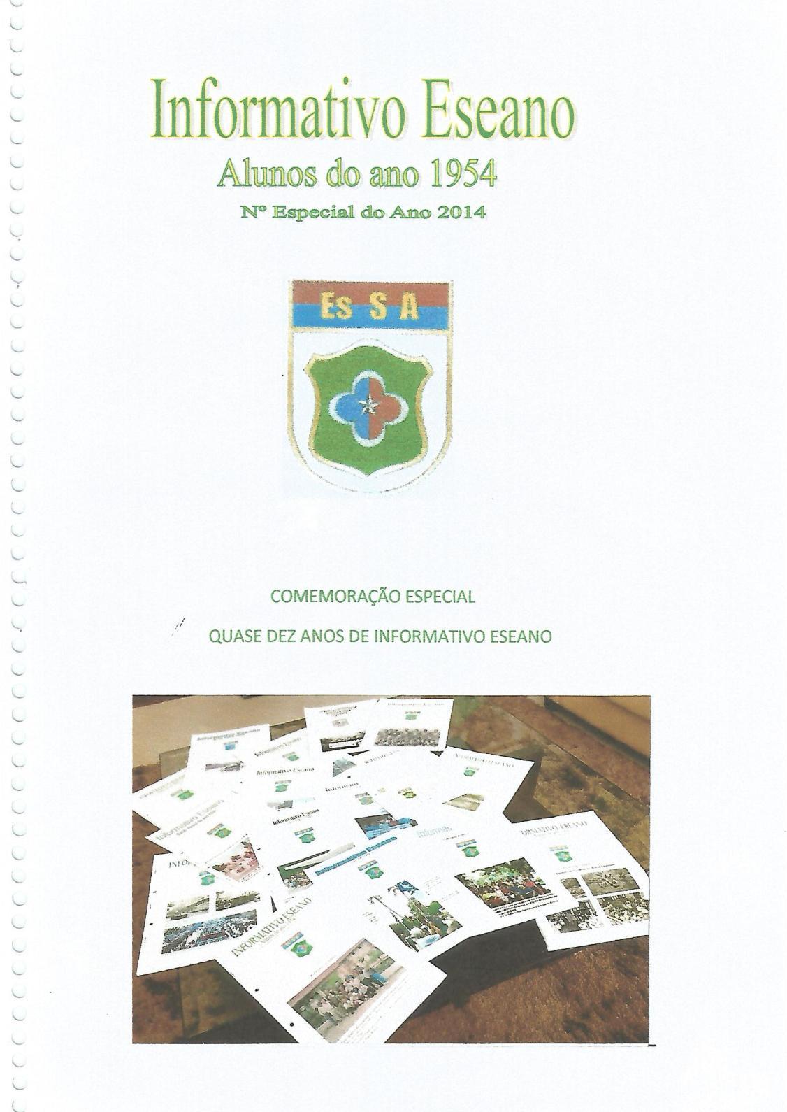 Informativo 1954