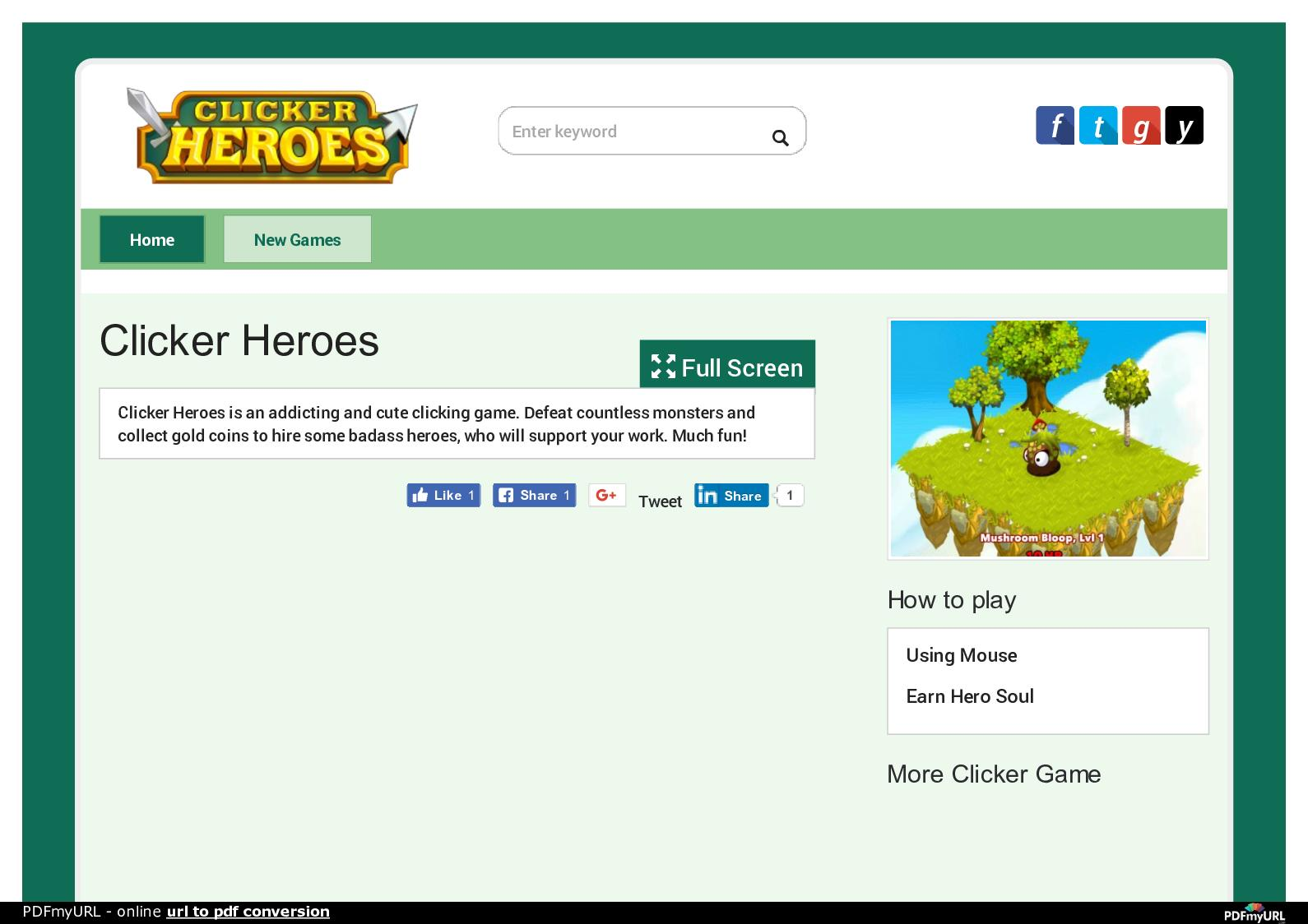 Calaméo - clickerheroes co