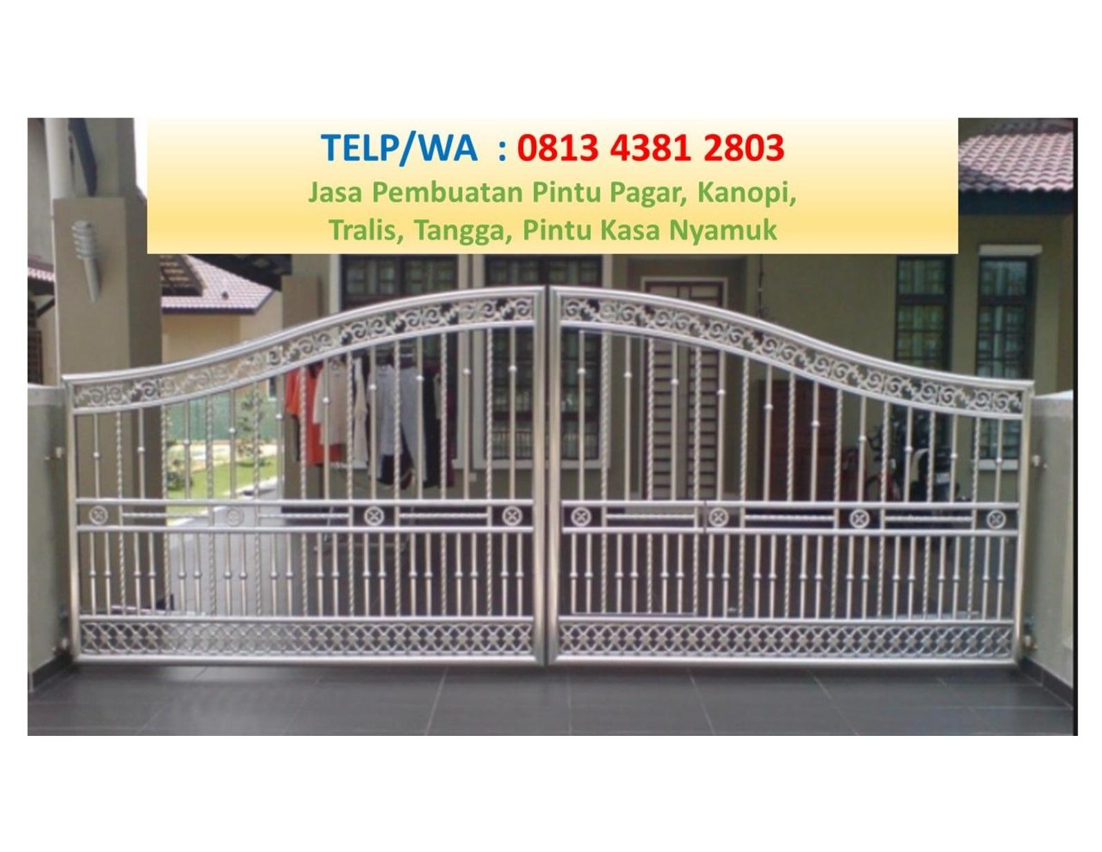 Calameo Call Wa 0896 1818 0116 Harga Pagar Besi Surabaya